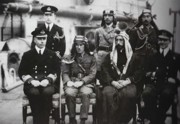Emir_Faisal_Lawrence