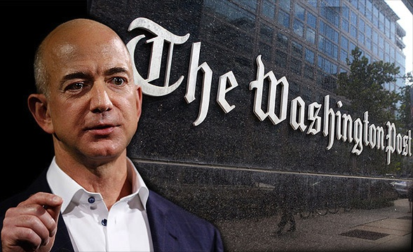 bezos washington post Amazon kurucusu Jeff Bezos, Washington Postu neden satın aldı?