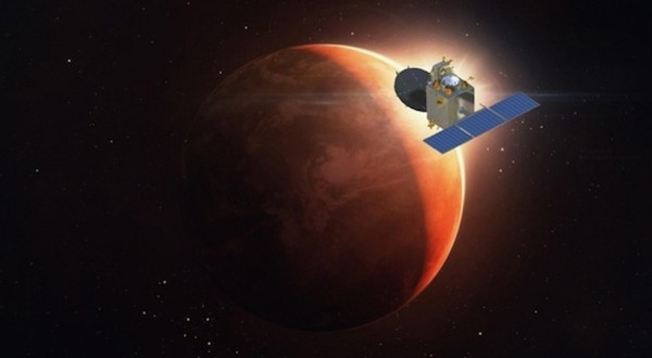 Mangalyaan-Spacecraft