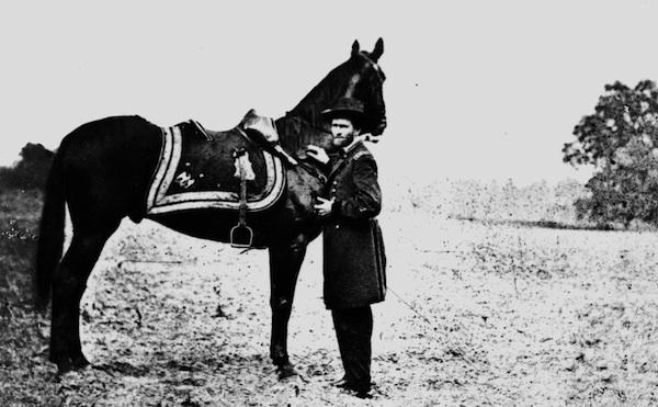 ulysses-grant-at-cincinnati-horse