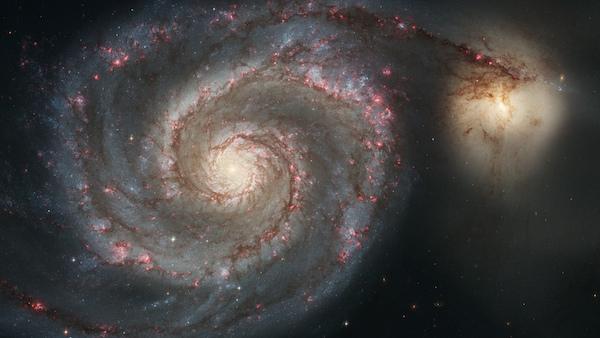 Whirlpool Galaksisi