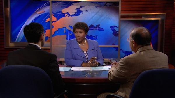 PBS Newshour, ABD''de en tarafsız olduğu kabul edilen ana haber programı.