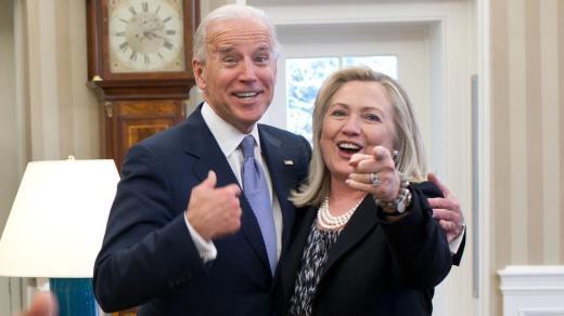 Clinton-Biden