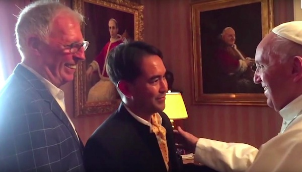 Pope-gay-friend
