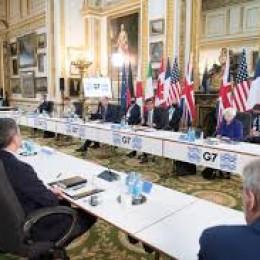 G7 ülkelerinden dünya ticaretini şekillendirecek 'asgari vergi' uzlaşması